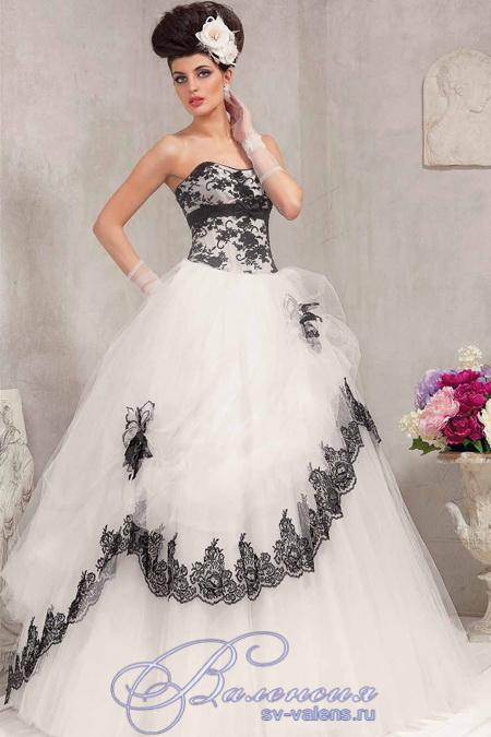 купить свадебное платье с ярким поясом